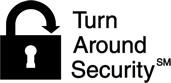 Turnaround Security Mobile Logo